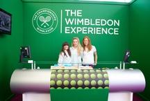 The Wimbledon Experience 2012 / The Wimbledon Experience - home of official Wimbledon Tours