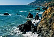 Seascapes / Fort Bragg, CA enjoys some of the most amazing ocean views