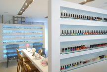 Beauty Salon Decor