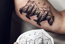 Matt's tattoos