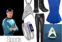 Star Trek - I Wanna Spock You Up