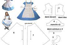 Couture déguisements