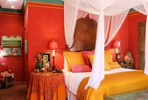 Mexican bedrooms