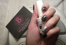 Nails @ BellaBronzeCork / Gelish Nails & Designs @ BellaBronzeCork