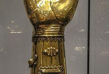 Reliquary & religious art