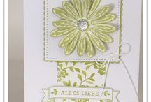 Stampin Up - Gänseblümchengruß