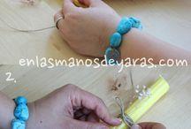 DIY (#enlasmanosdeyaras) / Mis DIY, manualidades HAND MADE. Información ampliada en el blog www.enlasmanosdeyaras.com