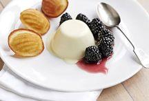 Dessert & pies  / by Hasna Maach