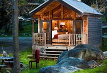 unique cabins