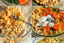 Make Ahead Cold Salads for Meals
