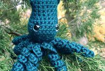 Stitch Noir: Amigurumi