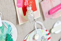 gifty / cards, tags and wrappings