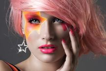 Jem and the Holograms Makeup