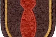 U.S.ARMYE Ordnance-Personnel  PATCH FLASH-OVAL