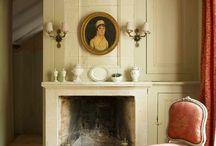 hogares / fireplaces