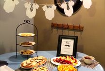 Baby Shower Food Ideas / Creative ways to cater that special day.   / by BabyBump: The App for Pregnancy