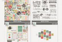 KimB Designs Kits/Templates / Available at The Digital Press