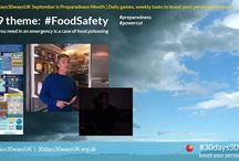 #prepared #FoodSafety / What happens to your #FoodSafety when there is a #powercut in an emergency? Check out these FREE resources and be better prepared, not scared. Find out more about #30days30waysUK by visiting the website at http://30days30waysUK.org.UK