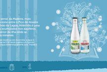 Água ATLÂNTIDA / #brisanet #agua #ecm #bebida #refresco #madeira #semgas #comgas