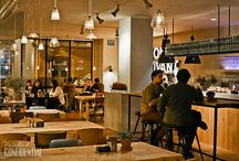 Madrid Places & Spaces / Some of my fav little cafes, bars, bookshops and restaurants around Madrid, Spain. / by La Guiri Habla