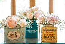 Flowers for Registrars Table