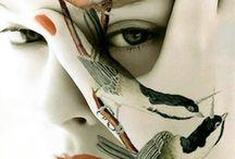 Art human body's