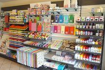 tienda de papelería