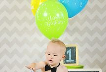 BABY {Cake Smash/1st Birthday}