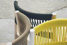 chaises en corde