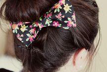 Haar / Alle leuke haren, strikken enz.