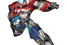 Transformers Party Ideas / Transformer party ideas