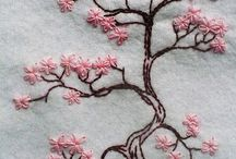 Embroidery Projects / Whether you're looking for a beginners embroidery project or simply a beautiful free embroidery pattern, take a look at our curated collection of embroidery ideas here!