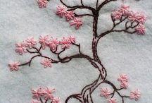 Kirsebærblomster