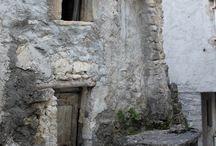 Pietre e muri di pietra