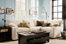 living rooms / by Cassie Brooks
