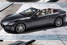Super cars / Maserati Grantourismo 4.7 S