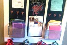 Get organized! / by Helen Tatoulis