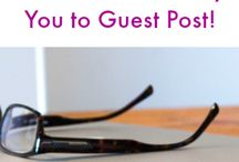Guest Posts - Offer & Request