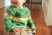 Knit for boys / by Meghan Heggland