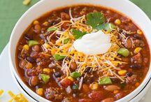 Soups and Stews / by Crystal Kruml Hoadley
