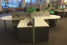 Office Benching Workstations