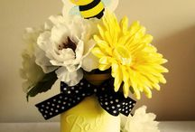 Baby Shower - Bumble Bee
