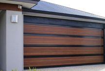 #KD- Modern Garage Doors