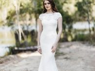 BellaDonna / Wendy Makin's Brisbane bridal boutique selling both her own french collection and the Watters' Wtoo and Willowby collection.