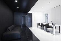 Ikonos Project: Flaminia Bonifaci Architect / Ufficio in Roma, zona Parioli/Office in Rome, Parioli area