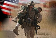 God Bless America and Lord protect are  soldiers! / Heros! / by Liz R