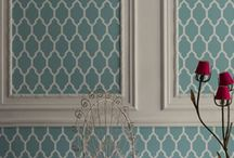 Wallpaper lust / Wallpapers I fancy for my new gaff
