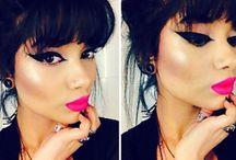 "Make-up  / by °""˜`""°º× ℓινє  уα ℓιƒє ♥ °""˜`""°º×"