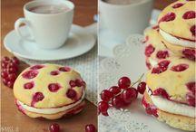 Backen und Desserts / Alles was süß und lecker ist. Und das auf die Hüften geht!