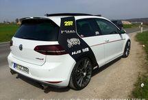 Golf 7 GTI / Golf 7 GTI 325 Ps und 507 Nm